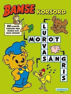 Korsordsbok - Bamse