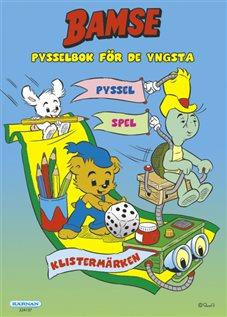 Bamse - Pysselbok för de yngsta