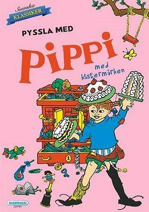 Pippi Långstrump - Pysselbok