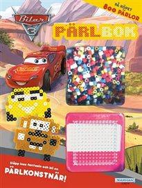 Pysselbok med pärlor - Bilar 3