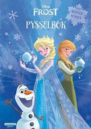 Pysselbok - Frost