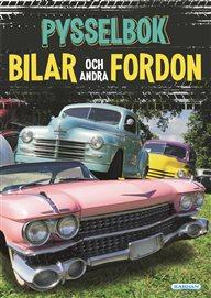 Pysselbok bilar och andra fordon