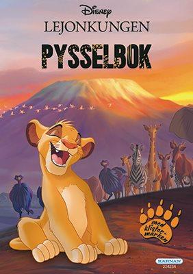 Pysselbok Lejonkungen