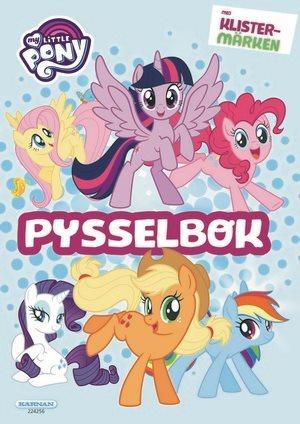 My Little Pony pysselbok