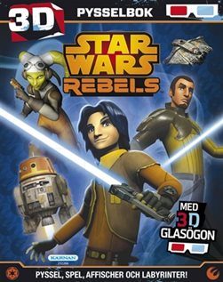 Star Wars Rebels - Pysselbok