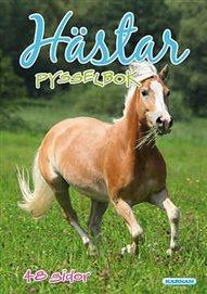 Pysselbok - Hästar