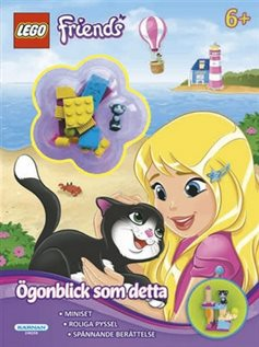 LEGO Friends - Ögonblick som