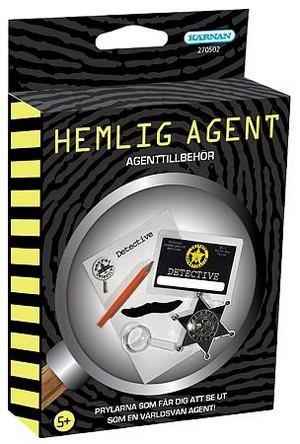 Hemlig agent - Agentset
