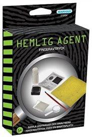 Fingeravtryck - Agentset