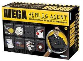 Agentset - stora lådan