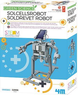 4M Solcellsrobot