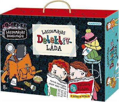LasseMajas detektivlåda