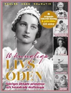 10 Kungliga livsöden