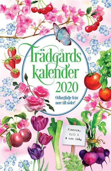 Trädgårdskalendern 2020