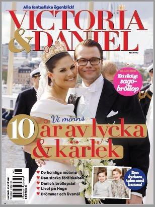 Victoria & Daniel - 10 år som gifta