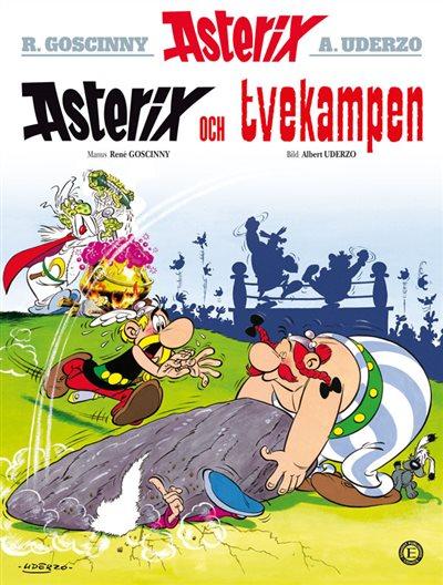 Asterix 4: Asterix och tvekampen