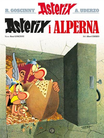 Asterix 16: Asterix i Alperna