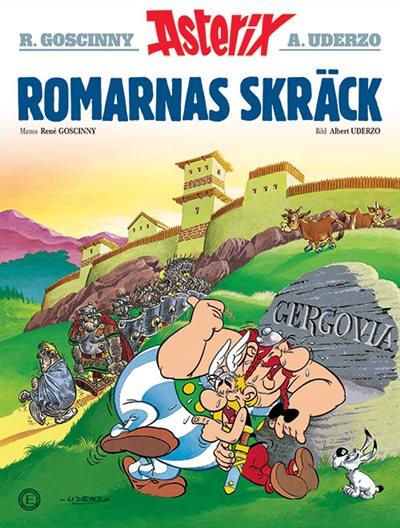 Asterix 7: Romarnas skräck