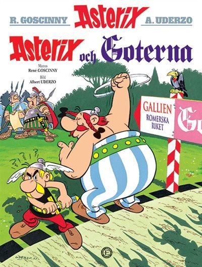 Asterix 9: Asterix och Goterna