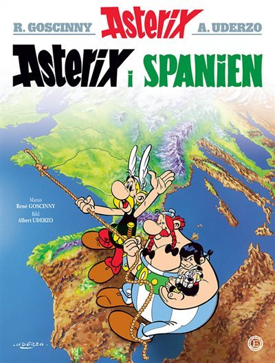 Asterix Nr 14: Asterix i Spanien