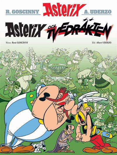 Asterix 15: Asterix och Tvedräkten