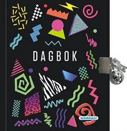 Dagbok - Svart