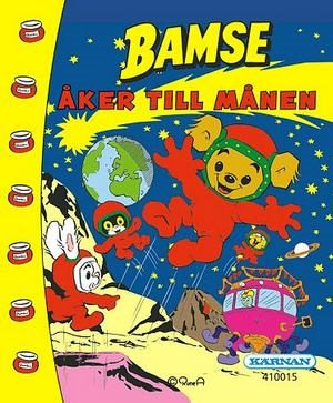 Miniböcker Bamse 2, 4 olika