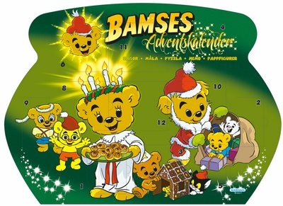 Adventskalender - Bamse