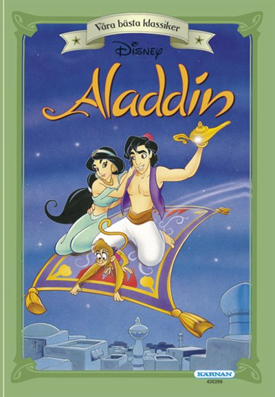 Disneyklassiker - Aladdin
