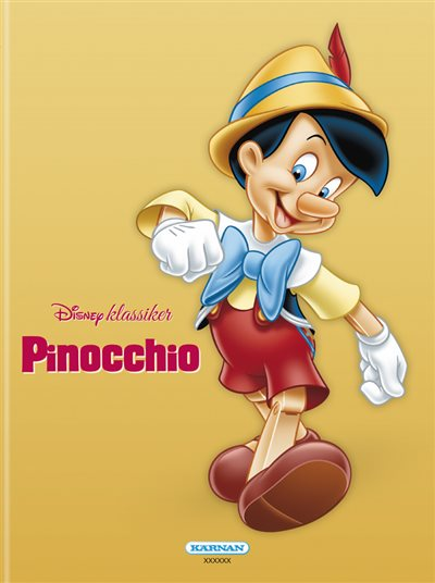 Disneyklassiker - Pinocchio
