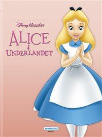Disneyklassiker - Alice i Underlandet