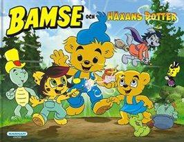 Sagobok - Bamse och Häxans Dotter