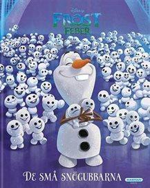 Sagobok Frost: De små snögubbarna