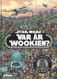 Star Wars Var är Wookien