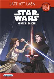 Lätt att läsa Star Wars Kampen i skogen