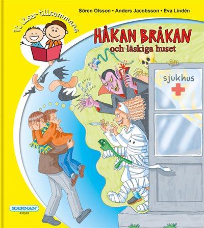 Vi läser tillsammans Håkan Bråkan