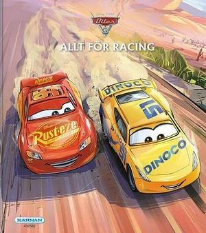 Bilderbok bilar 3 - Allt för racing