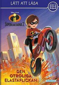 Lätt att läsa - Superhjältarna 2