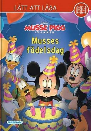 Lätt att läsa - Musse Piggs födelsedag