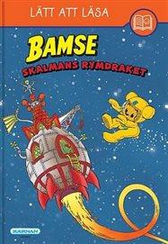 Lätt att läsa - Bamse i rymden