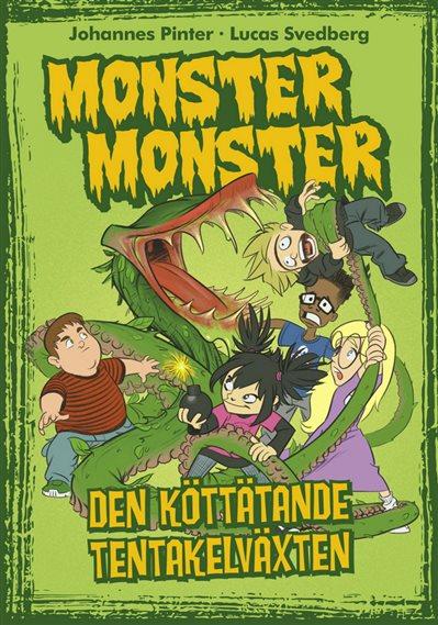MonsterMonster Köttätande tentakelväxen