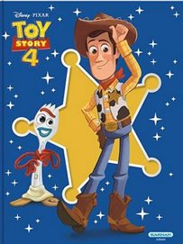 Filmbok - Toy story 4