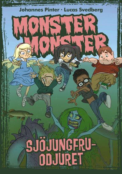Monster Monster - Sjöjungfruodjuret