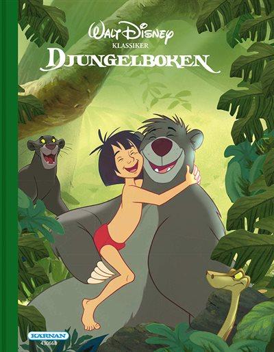 Disney klassiker djungelboken