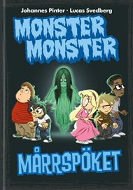 Monster Monster - Mårrspöket