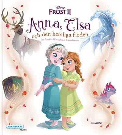 FROST 2 Anna,Elsa och den hemliga floden