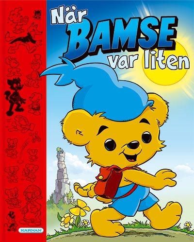 När Bamse var liten