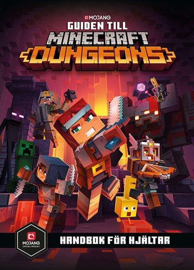 Minecraft - Guidebok till dungeons