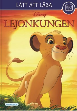 Lejonkungen - Lätt att läsa