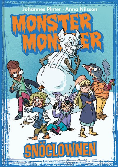Monster Monster - Snöclownen